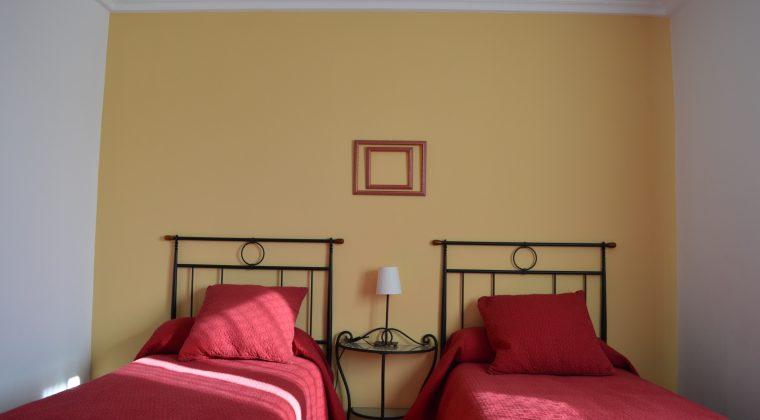 Habitaciones con decoración moderna